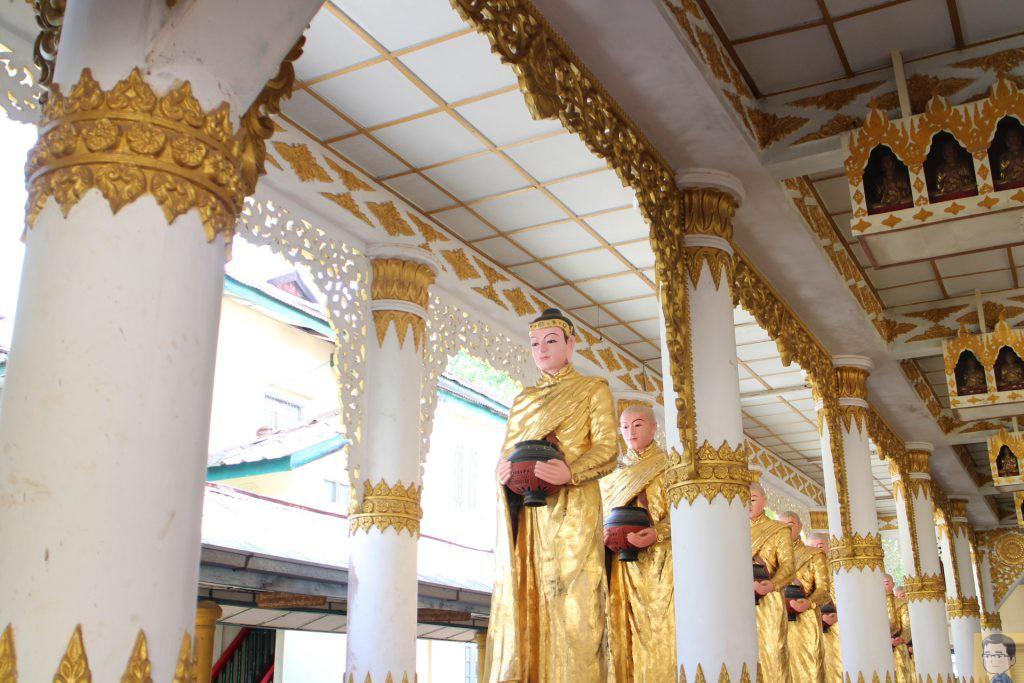 チャカワイン僧院
