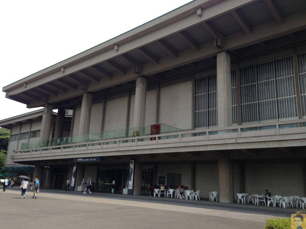 東京国立博物館・東洋館