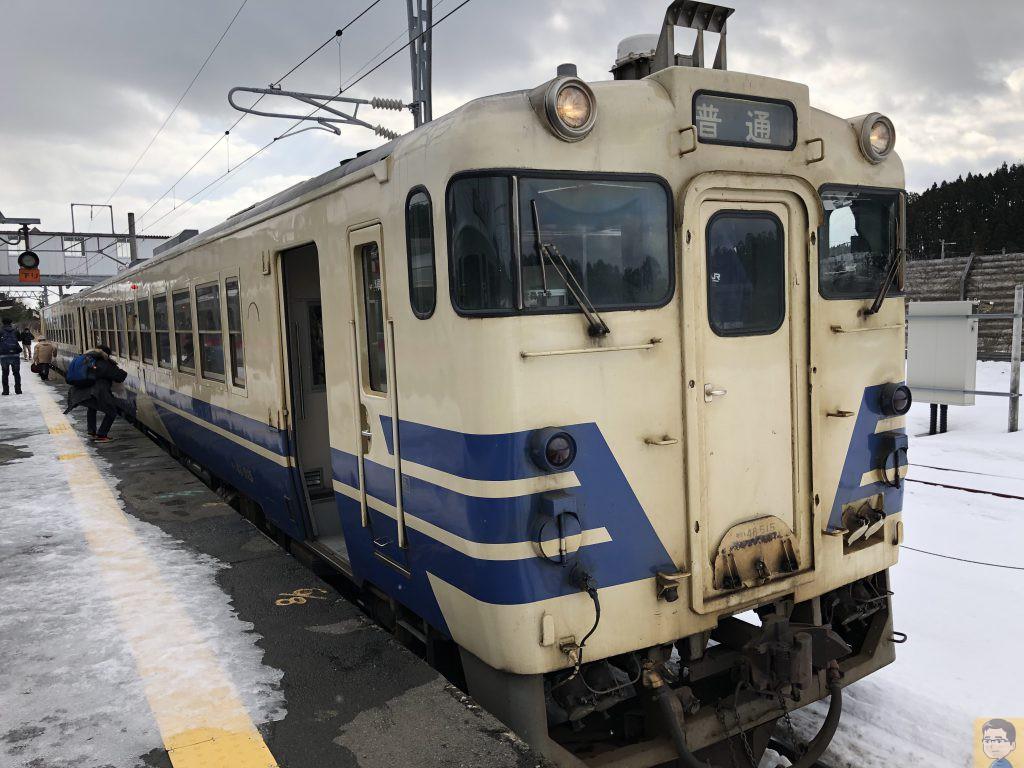 JR津軽線
