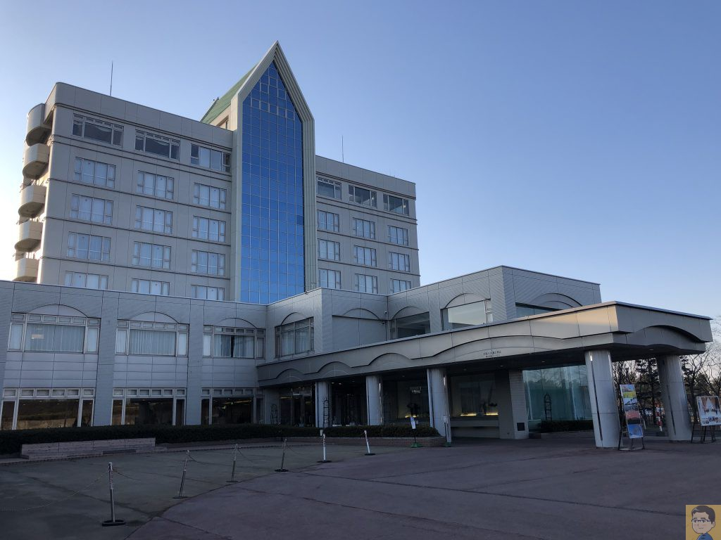 ホテル サンルーラ大潟