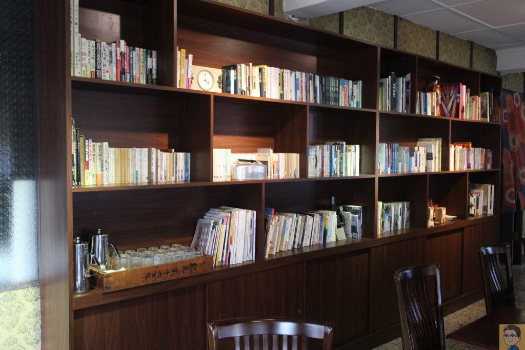 書店喫茶一二三亭