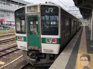クハ718-5001