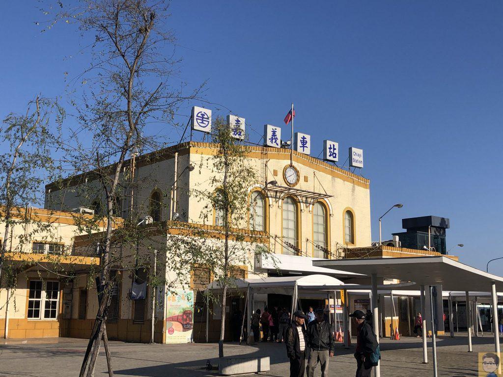 台鐵嘉義駅