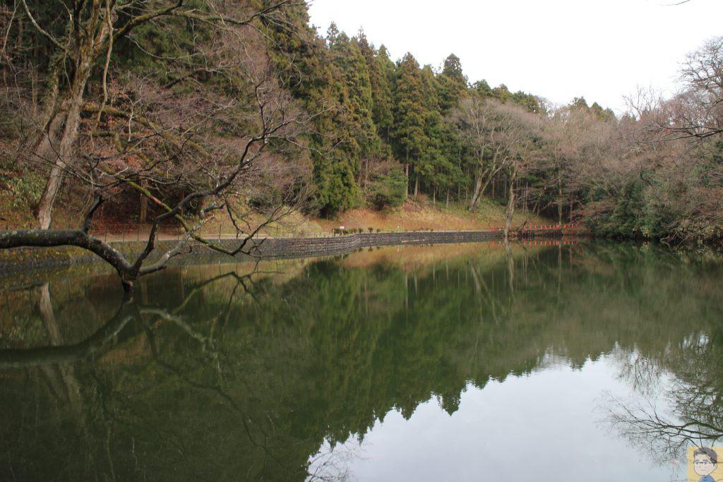 貝喰みの池