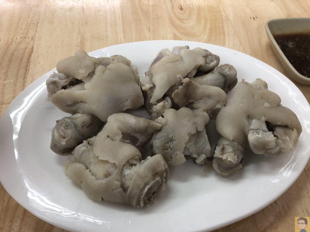 里港文富餛飩豬腳