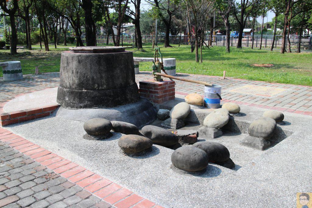 龍頸溪溪畔公園