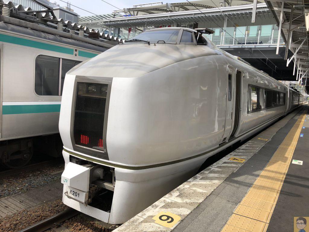 常磐線普通651系電車