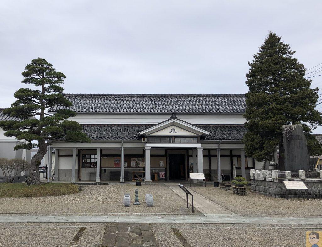旧東田川電気事業組合倉庫