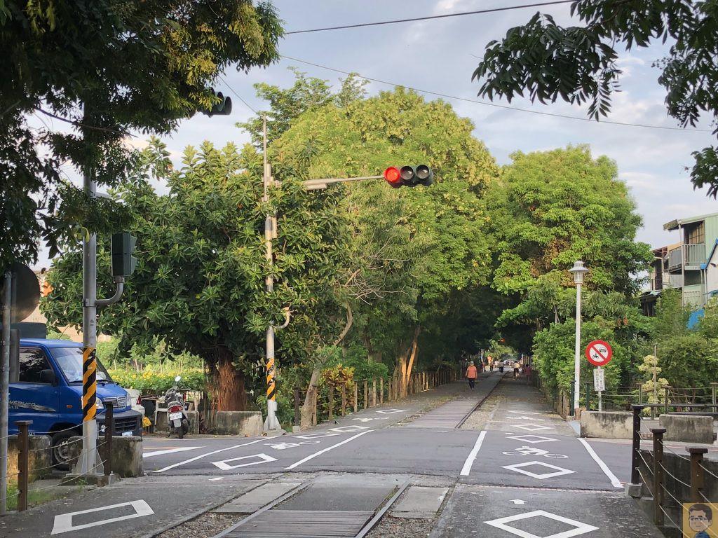 嘉油鉄馬道