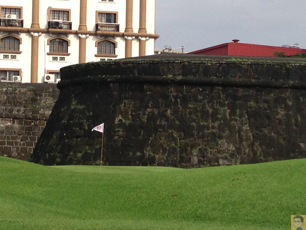 イントラムロス・ゴルフコース