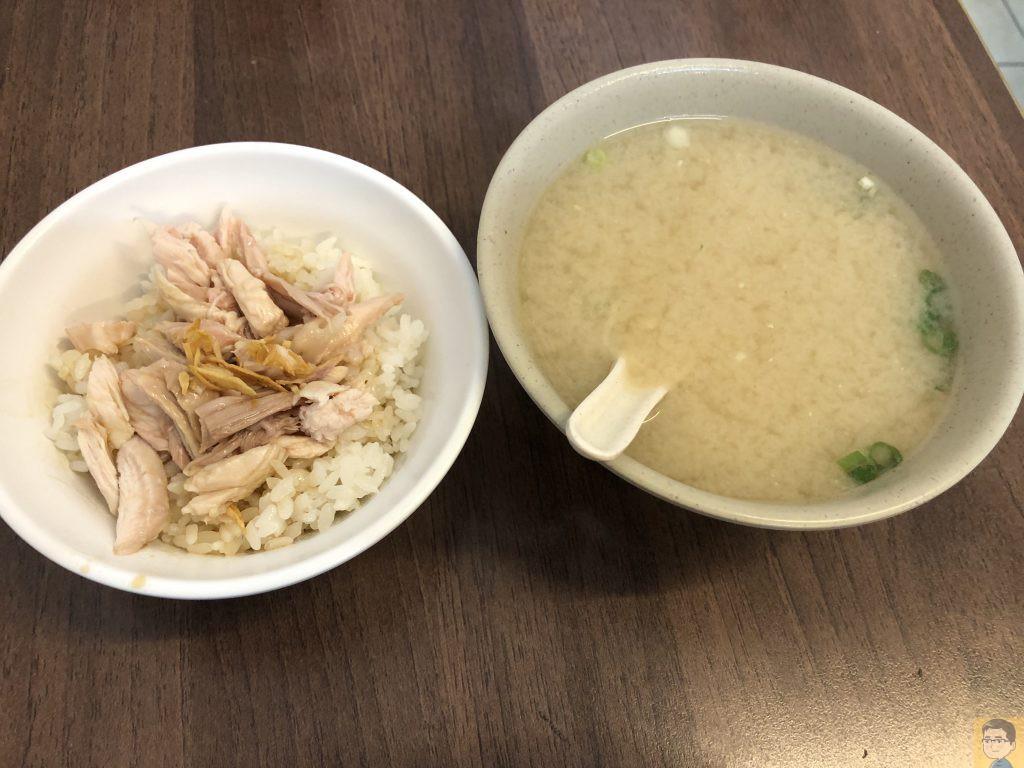 家禾火雞肉飯