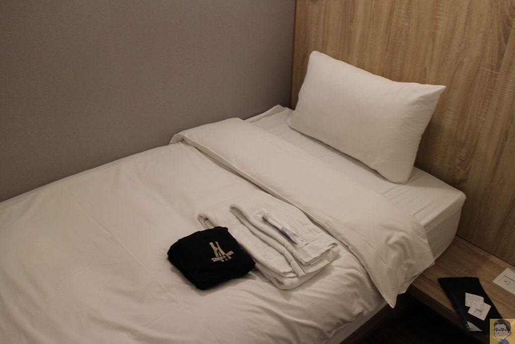 Single Inn 單人房高雄站前館