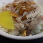 三雅嘉義火雞肉飯