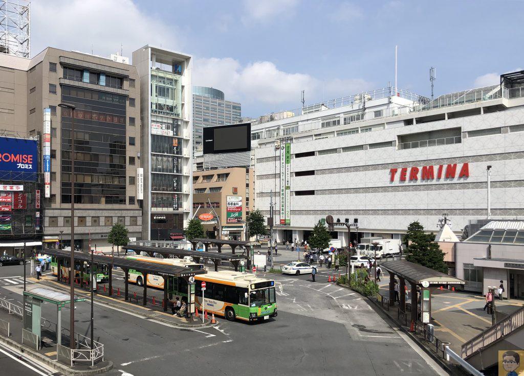 錦糸町駅前バス停