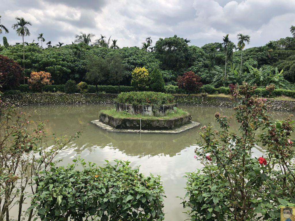 廣玉祖堂半月池