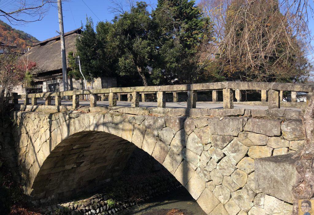 楢下宿 新橋