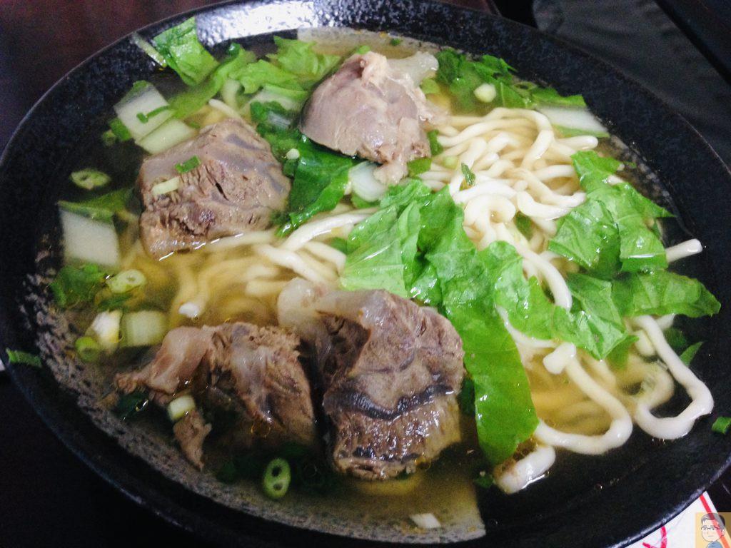 三牛牛肉麺