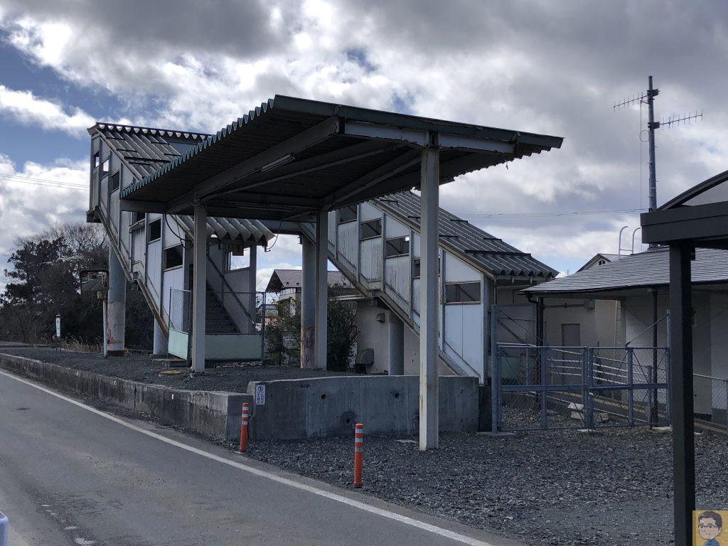 陸前階上駅