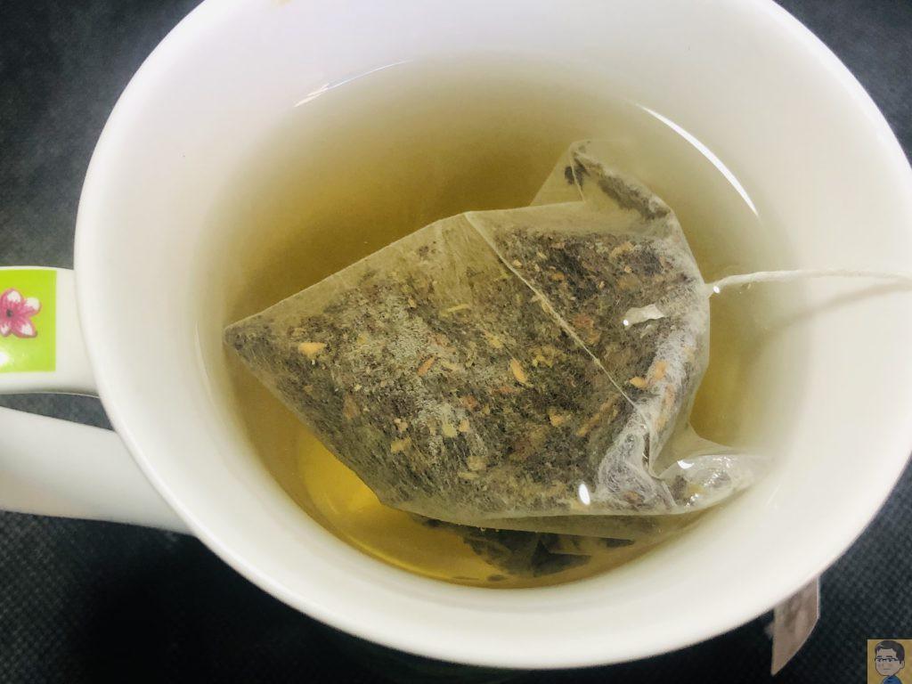 白桃烏龍茶