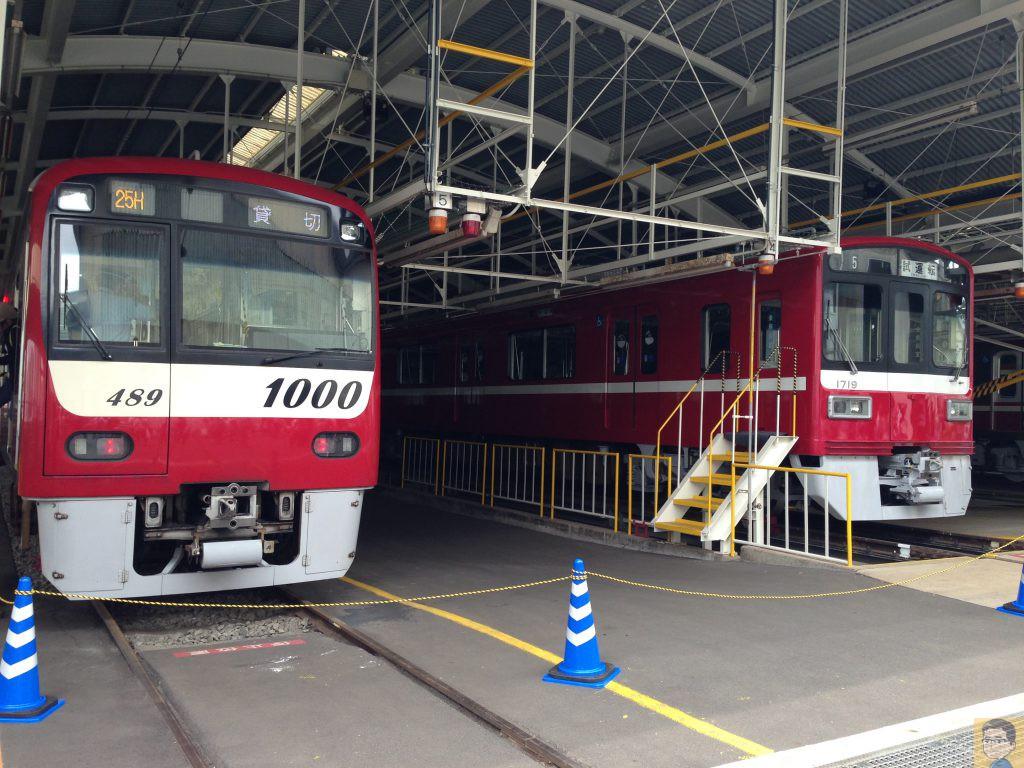 京急ファミリー鉄道フェスタ2014