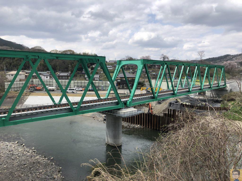 第六久慈川橋梁