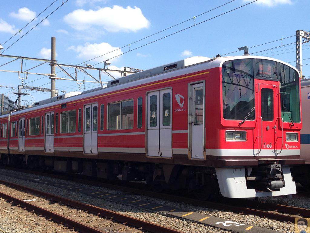 小田急ファミリー鉄道展2014