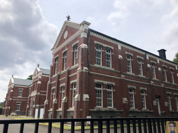 旧近衛師団司令部庁舎