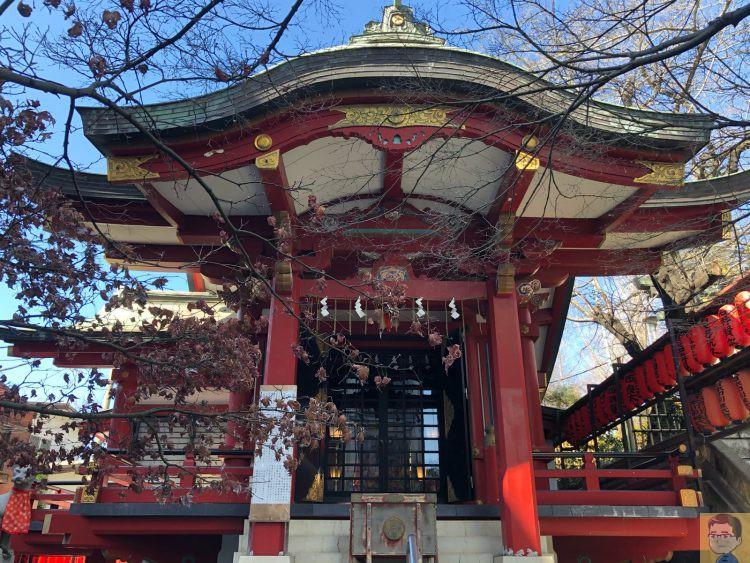 茶ノ木稲荷神社