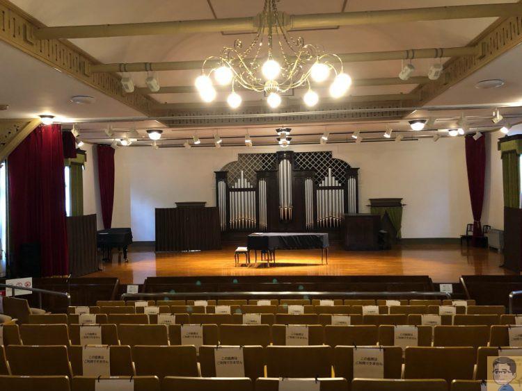 台東区立旧東京音楽学校奏楽堂