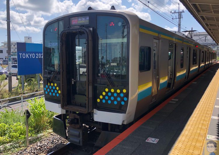 E131系電車